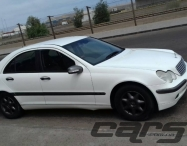 2001 MERCEDES C180 Classic AT - Sedan