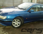 1999 PEUGEOT 406 3.0 V6 Coupe - Coupe