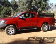 2017 TOYOTA Hilux 2.8 GD-6 Raider 4x4 X-Cab Dsl PU MY16 - Extended Cab Pick-Up