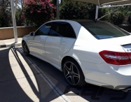 2010 MERCEDES AMG E 63 AT 7-sp - Sedan