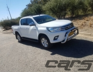 2018 TOYOTA Hilux 2.8 GD-6 RB Raider D-Cab Dsl PU MY16 - Double Cab Pick-Up