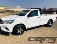 2017 TOYOTA Hilux 2.4 GD-6 RB SRX Dsl PU MY16 - Single Cab Pick-Up