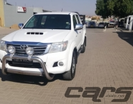 2013 TOYOTA Hilux 3.0 D-4D Raider Heritage 4x4 D-Cab Dsl PU MY11 AT - Double Cab Pick-Up