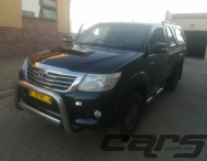 2014 TOYOTA Hilux 3.0 D-4D 4x4 Dakar Dsl PU MY13 - Single Cab Pick-Up