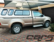 2010 TOYOTA Raised Body - Single Cab Pick-Up