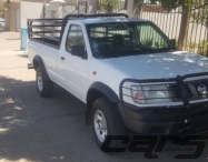 2006 NISSAN Hardbody 2400 LWB 4x4 PU - Single Cab Pick-Up