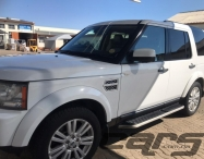 2010 LAND ROVER Discovery 4 3.0 SDV6 HSE 4x4 Dsl MY13 AT - SUV