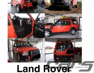 2008 LAND ROVER Discovery 3 2.7 TDV6 S 4x4 Dsl AT - SUV