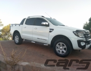 2014 FORD Ranger 3.2 TD Wildtrak D-Cab 4x4 Dsl PU MY13 AT - Double Cab Pick-Up