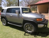 2012 TOYOTA FJ Cruiser 4.0 4x4 AT - SUV