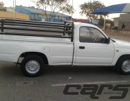 2000 TOYOTA Hilux 2700i LWB 4x4 MY02 PU - Single Cab Pick-Up