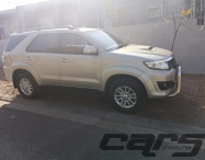 2012 TOYOTA Fortuner Epic 3.0 D-4D RB Dsl MY14 AT - SUV