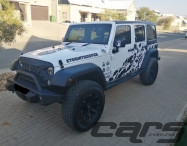2014 JEEP Wrangler Unlimited 3.6 Rubicon 4x4 AT - SUV