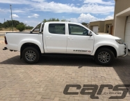 2015 TOYOTA Hilux Legend45 3.0 D-4D RB Raider D-Cab Dsl PU MY14.5 AT - Double Cab Pick-Up