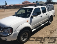 2015 NISSAN NP300 Hardbody 2.4 Hi-Rider D-Cab 4x4 PU MY11 - Double Cab Pick-Up