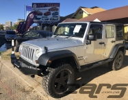 2011 JEEP Wrangler Unlimited 3.8 Rubicon 4x4 AT - SUV