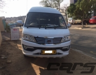 2014 Cmc Amandla mini bus 2l