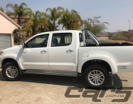 2012 TOYOTA Hilux 3.0 D-4D Raider 4x4 D-Cab Dsl PU MY05 - Double Cab Pick-Up