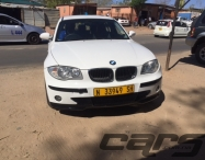 2007 BMW 116i Hatch 5-dr MY05 - Hatch (5-dr)