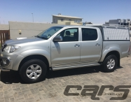 2011 TOYOTA Hilux 3.0 D-4D Raider 4x4 D-Cab Dsl PU MY05 - Double Cab Pick-Up