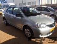 2013 TOYOTA Etios 1.5 Xs MY16 - Sedan