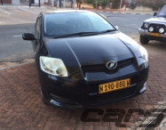2009 TOYOTA Auris 1.6 RS MMT 5-dr - Hatch (5-dr)
