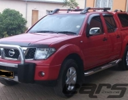 2008 NISSAN Navara 4.0i V6 D-Cab PU MY07 - Double Cab Pick-Up