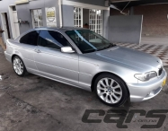 2006 BMW 325i Ci Coupe E46 MY00 - Coupe