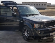 2013 LAND ROVER Range Rover Sport 5.0 Supercharger Autobiography Dynamic 4x4 AT MY15 - SUV