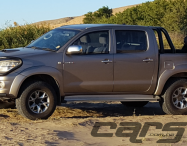 2010 TOYOTA Hilux - Double Cab Pick-Up