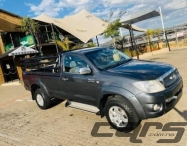 2010 TOYOTA Hilux 2.7 Raider LWB VVT-i RB PU MY05 - Single Cab Pick-Up