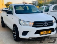 2016 TOYOTA Hilux 2.4 GD-6 RB SRX Dsl PU MY16 - Single Cab Pick-Up