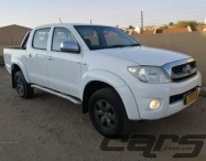 2011 TOYOTA Hilux 2.5 D-4D RB Raider D-Cab Dsl PU MY08 - Double Cab Pick-Up