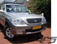 2006 Hyundai  HYUNDAI TERRACAN 4X4 / 2.5 TURBO DIESEL 2.4l [used]
