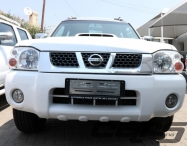 2017 NISSAN NP300 Hardbody 2.5TDi Hi-Rider D-Cab Dsl PU - Double Cab Pick-Up