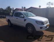 2013 FORD Ranger 3.2 TDCi XLS Super Cab 4x4 Dsl PU MY17 - Extended Cab Pick-Up