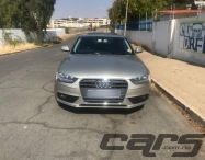 2013 AUDI A4 1.8T FSI Attraction MY09 8-sp Multitronic - Sedan