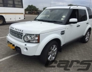 2013 LAND ROVER Discovery 3.0 TDV6 HSE 4x4 Dsl MY17 AT - SUV