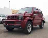 2010 SUZUKI Jimny 1.3 4x4 - SUV