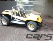2001 Volkswagen beach buggy with nissan motor 1.4l [used]