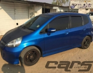 2009 HONDA Jazz 1.4 LX 5-dr AT - Hatch (5-dr)