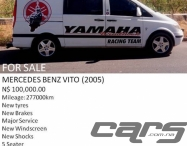 2005 Mercedes-benz Vito 2l [used]