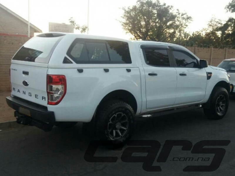 2015 FORD Ranger 2.2 HP XL D-Cab Dsl PU MY12 - Double Cab Pick-Up