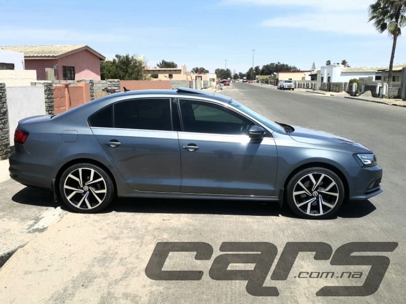 2015 VOLKSWAGEN Jetta 6 1.4 TSI Highline 118kW DSG MY14 - Sedan