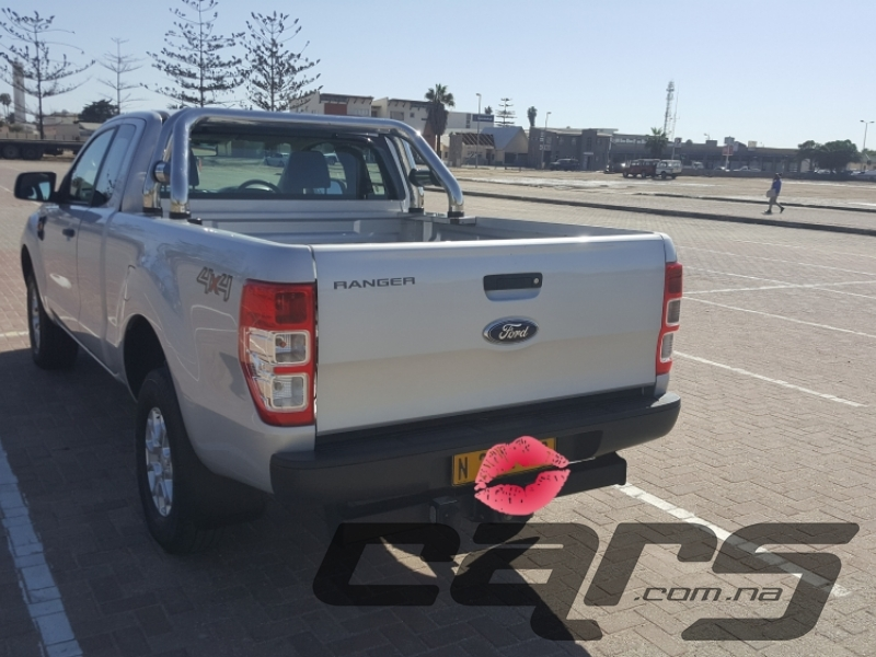 2016 FORD Ranger 2.2 TDCi XL Super Cab 4x4 Dsl PU MY17 - Extended Cab Pick-Up