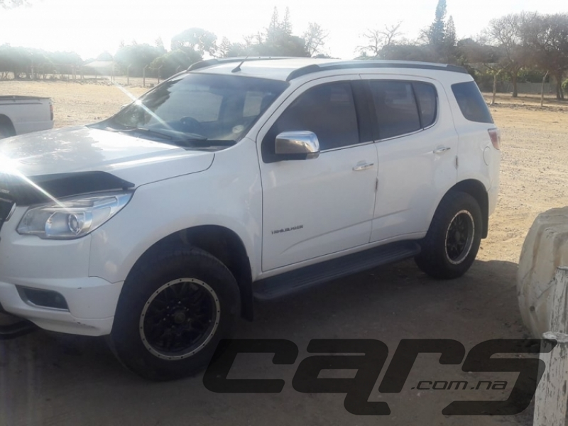 2013 CHEVROLET Trailblazer 2.8 LTZ Dsl SUV 4x4 AT - SUV