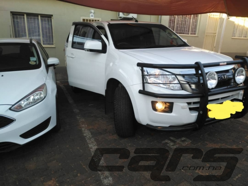2016 ISUZU KB240 LE PU MY13 - Single Cab Pick-Up