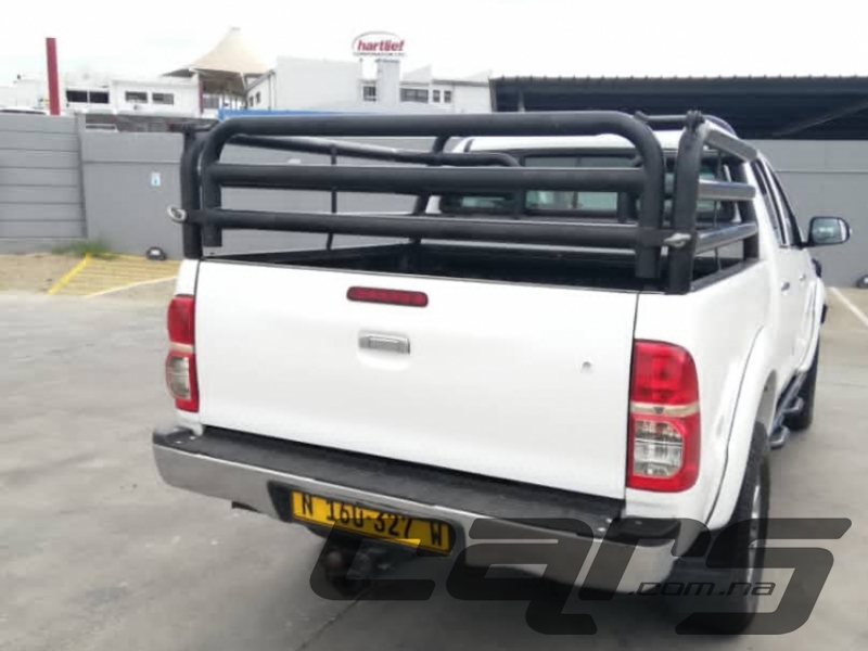 2012 TOYOTA Hilux 4.0 Raider 4x4 D-Cab PU MY05 AT - Double Cab Pick-Up