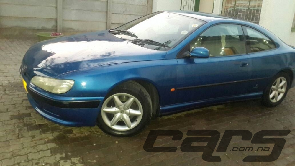 1999 Peugeot 406 30 V6 Coupe Coupe Cars